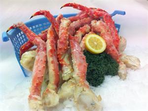 Sagaya Seafood Orders